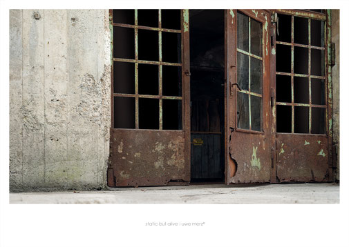 Deko Bild  »Static but alive« no. stba 011P