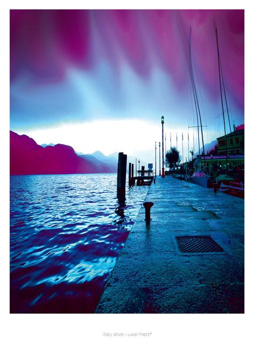 Deko Bild  »Italy alive« - PopArt Variante no. italy 102hP