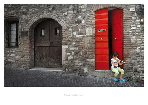 Deko Bild  »Italy alive« no. italy 001P