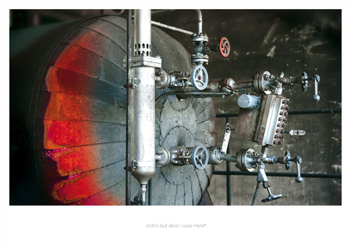 Deko Bild  »Static but alive« no. stba 047P