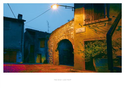 Deko Bild  »Italy alive« - PopArt Variante no. italy 037P