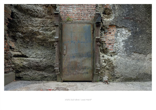 Deko Bild  »Static but alive« no. stba 019P