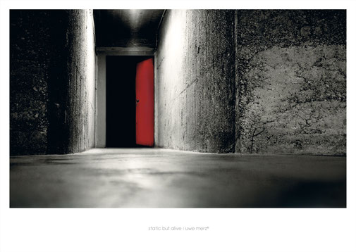 Deko Bild  »Static but alive« no. stba 003P