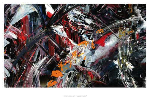 Deko Bild  »merzolio art« no. merzolio 035P