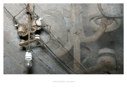 Deko Bild  »Static but alive« no. stba 090P