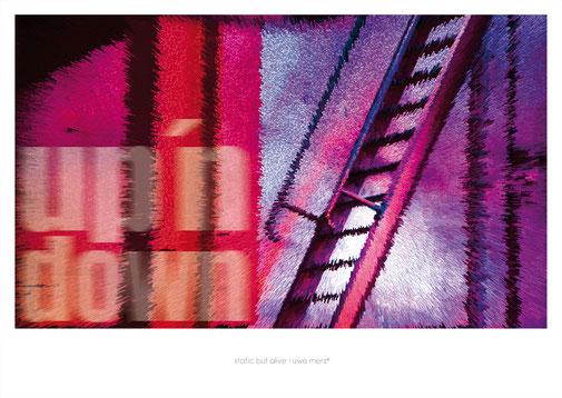 Deko Bild  »Static but alive« no. stba 057P
