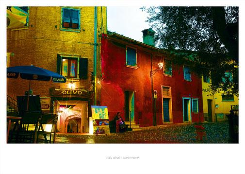 Deko Bild  »Italy alive« PopArt Variante no. italy 097P