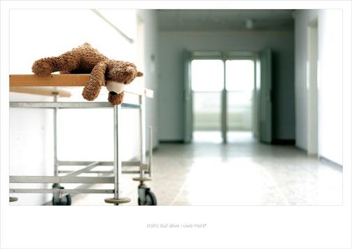 Deko Bild  »Static but alive« no. kh 016P