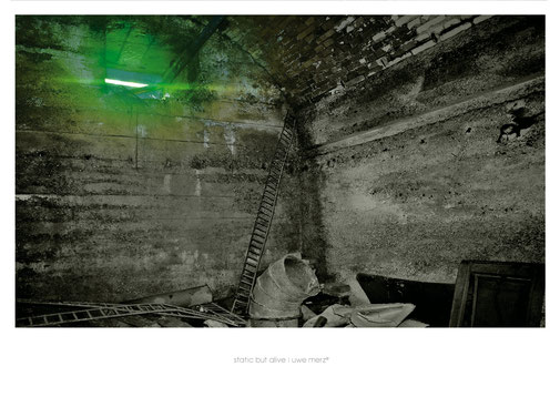 Deko Bild  »Static but alive« no.  stba 104P