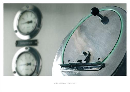 Deko Bild  »Static but alive« no. kh 005P