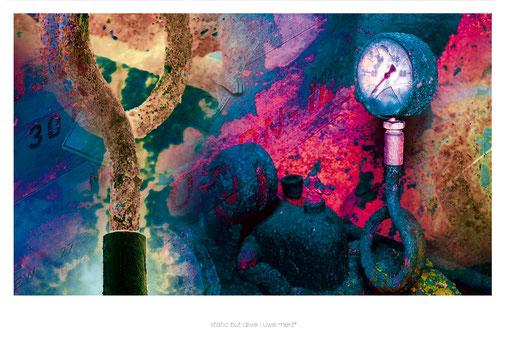 Deko Bild  »Static but alive« no. stba 111P