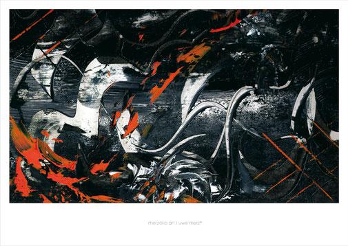 Deko Bild  »merzolio art« no. merzolio 008P
