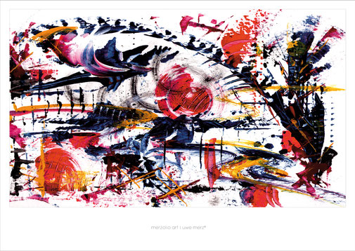 Deko Bild  »merzolio art« no. merzolio 004P