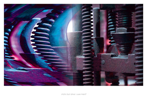 Deko Bild  »Static but alive« no. stba 123P