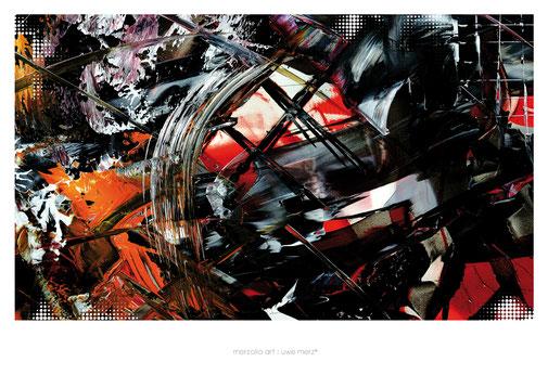 Deko Bild  »merzolio art« no. merzolio 036P