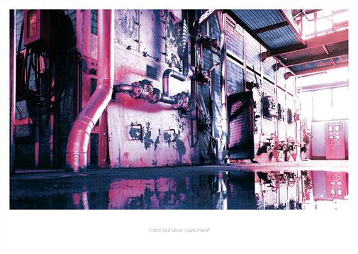 Deko Bild  »Static but alive« no. stba 074P