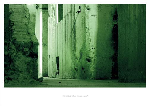 Deko Bild  »Static but alive« no. stba 036P
