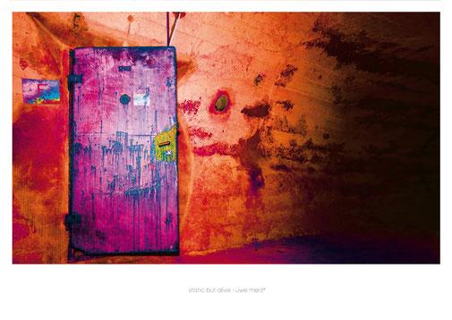 Deko Bild  »Static but alive« no. stba 087P