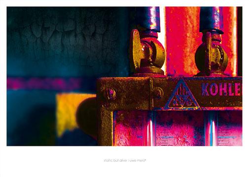 Deko Bild  »Static but alive« no. stba 049P