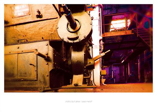 Deko Bild  »Static but alive« no. stba 075P
