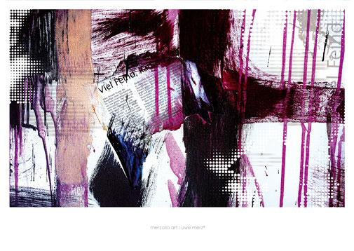 Deko Bild  »merzolio art« no. merzolio 029P