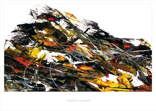 Deko Bild  »merzolio art« no. merzolio 010P
