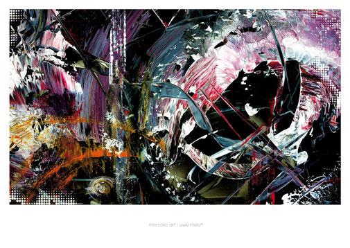 Deko Bild  »merzolio art« no. merzolio 034P
