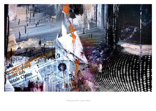 Deko Bild  »merzolio art« no. merzolio 027P