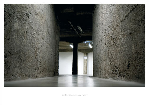 Deko Bild  »Static but alive« no. stba 002P