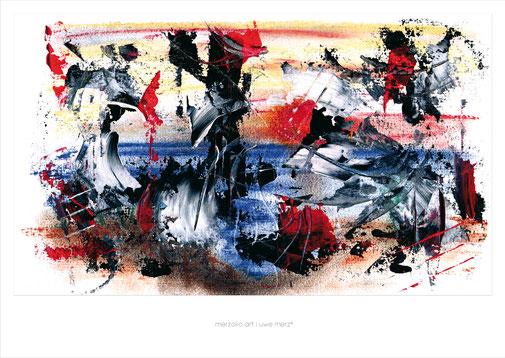 Deko Bild  »merzolio art« no. merzolio 016P