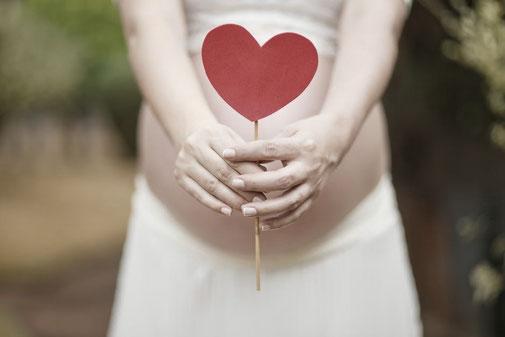 Hilfe in der Schwangerschaft