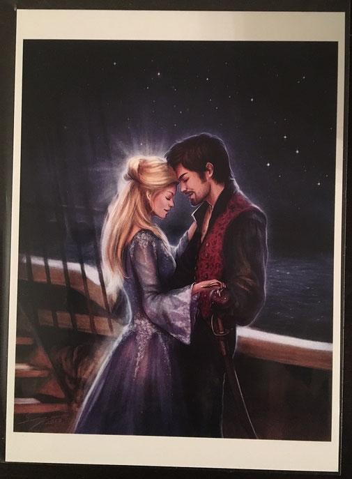 """""""Emma und Hook"""" von ArtBySvenja"""