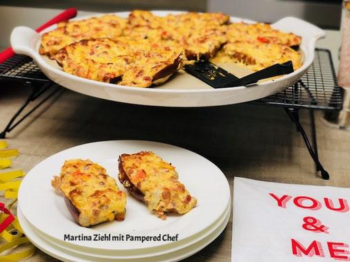 #pamperedchef_rezept #martinaziehl