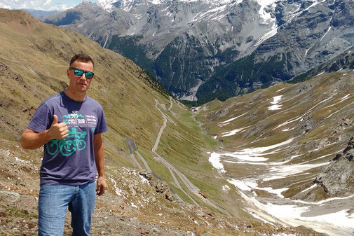 BicycleBeyond Stelvio, Mortirolo & Gavia