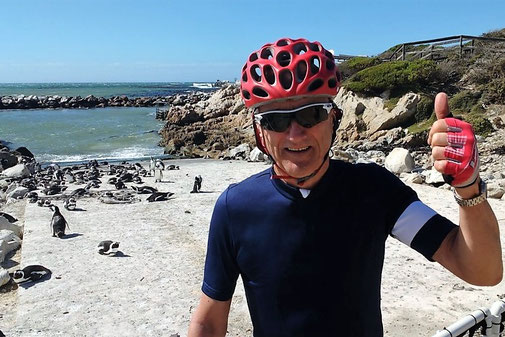 Cycling the Garden Route South Africa