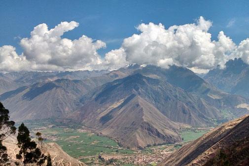 Cycling to Machu Picchu