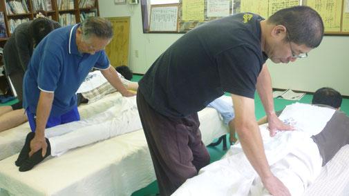 「皇法指圧」勉強会 千葉県鎌ヶ谷市の八光流「皇法指圧」の整体院 自然医学療法センター橋本です。