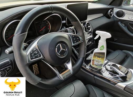 Die richtige Pflege für Ihr Lederlenkrad. Der Reiniger bzw. das Reinigungsmittel für Ihr Lederlenkrad. Hochwertige Produkte für die Aufbereitung von Autos der Marken BMW, Mercedes, Audi, Skoda, Mini, Opel, Porsche, VW, Suzuki, Honda, Alfa Romeo.
