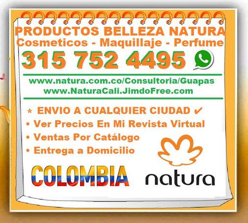 CONSULTORA NATURA, CALI, COLOMBIA