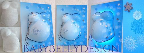 Der Gipsabdruck vom Babybauch / Überarbeitete Gipsabdrücke / Babybauchabdrücke (Bauchabdruck / Gipsbindenabdruck / Schwanger Gipsabdruck) Babybauch-Gipsabdruck - Gipsabdruck Babybauch -