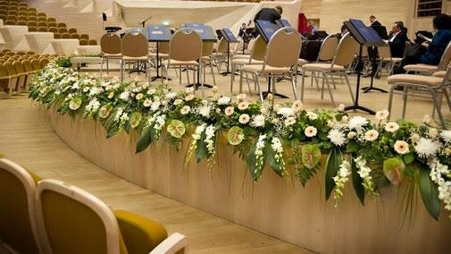 Decorazioni Floreali Forum, Meeting e Conferenze