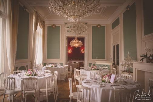 Les Coins Heureux Wedding planner Paris et Île-de-France Mariage château