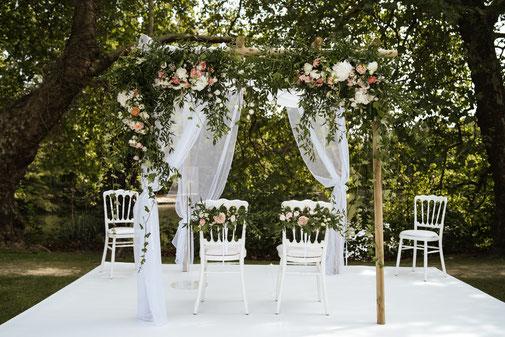 Les Coins Heureux Wedding planner Paris et Île-de-France Mariage champêtre