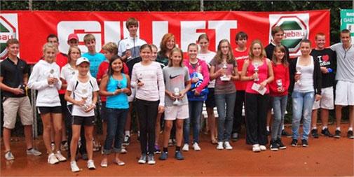 Sieger Jugendcup 2011