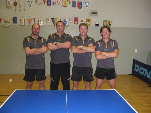 Unsere Donic-Liga Mannschaft SGGM2