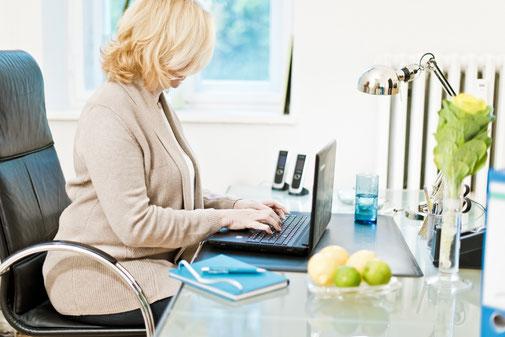 Struktur und Ordnung in Ihrem Büro Entlastung und Zeitgewinn