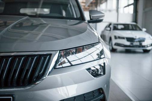 Autoaufbereitung für Firmenkunden und Autohäuser