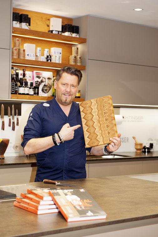 holz geschenke shop aus österreich benutzt auch Mike Süsser wie Hirnholz Schneidebrett