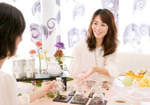 京都の紅茶教室おちゃたくの体験レッスンご予約受付中