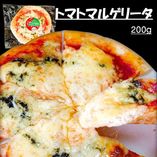 代用的なピザ